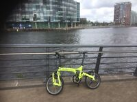 Birdy folding bike (lighter than a Brompton) - 9 Speed Shimano Ultegra - Rare to find these for sale