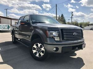 2012 Ford F-150 FX4 | NAV | LEATHER | HEATED SEATS
