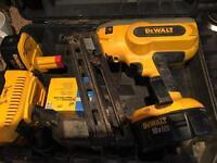 Dewalt second fix nail gun