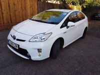 TOYOTA PRIUS VERY NICE CLEAN CAR ONE COMPANY OWNER FROM NEW UK MODEL CAR FREE ROAD TAX PCO VALID