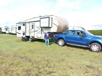 2650ws 5th Wheel and Ford Ranger Truck
