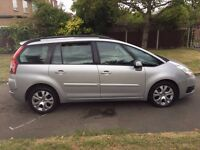 Citroen Grand C4 Picasso 1.8 i 16v VTR+ 5dr, CAMBELT CHANGED ,FREE WARRANTY