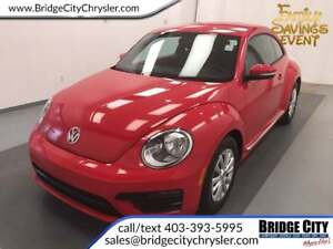 2017 Volkswagen Beetle Coupe Classic- Heated Seats and Backup Ca