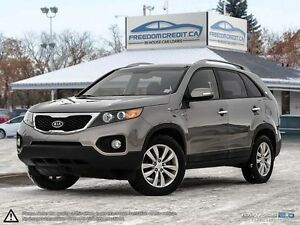 2011 Kia Sorento EX V6 Load Leather Sunroof AWD V6