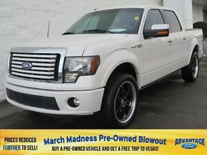 2011 Ford F-150 Lariat Limited Moonroof.