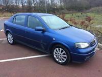 2005 Vauxhall Astra Sport 1.6i 16v Full Service History inc Timing Belt Change, Long MOT