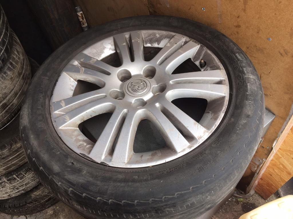 "Vauxhall Astra Zafira vectra signum etc 5 stud alloy wheels 16"""