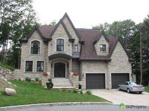 1 100 000$ - Maison 2 étages à vendre à Mont-St-Hilaire