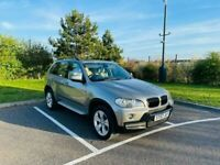 BMW X5 3.0 AUTOMATIC SERVICE HISTORY NEW MOT