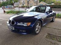 Low mileage BMW Z3