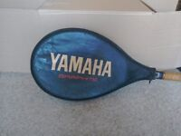 Yamaha Graphite tennis racket