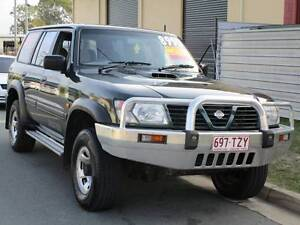 2000 NISSAN PATROL * TURBO DIESEL AUTOMATIC * 7 SEATER Clontarf Redcliffe Area Preview