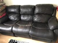 Sofas for sale bargain only £100