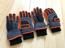 Marks & Spencer's Thinsulate Kids Winter Ski Gloves - Size 3-6 years old