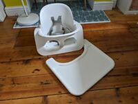 Stokke steps high chair baby set and tray