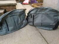 Givi motocycle pannier bags