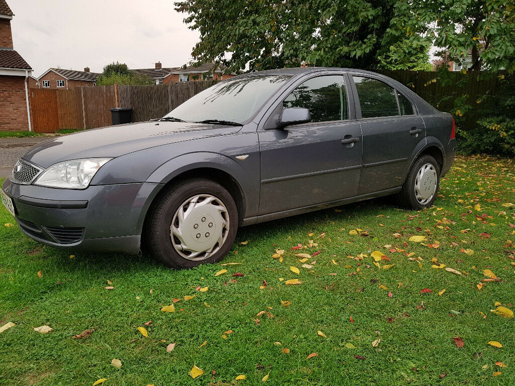 2005 54 FORD MONDEO 1.8 CRUISE CONTROL CLIMATE HISTORY DRIVES VERY WELL LOW MILES FEB 2018 MOT CHEAP