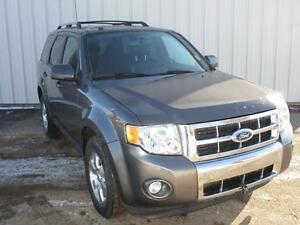 2012 Ford Escape Limited PST Paid - Leather - Sunroof