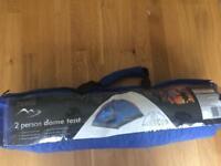 2 person dome tent £15
