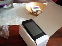 Brand new mobile phone alcatel one touch