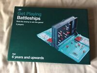 Battleships board game full size