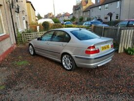 2004 BMW 330i sport FBMWSH manual petrol s/roof mot oct 18