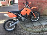 KTM 525 - read description pls
