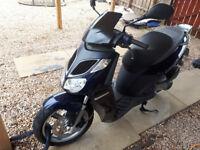 Aprilia Leonardo Sport city 125cc