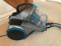 VAX Power Stretch Pet Cylinder Bagless Vacuum Hoover