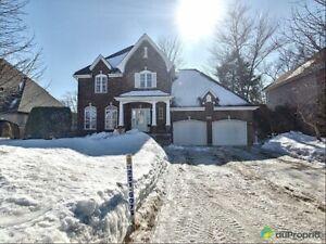 578 000$ - Maison 2 étages à vendre à Blainville