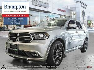 2016 Dodge Durango R/T 7 Seater|Company Car|Leather|Navigation|H