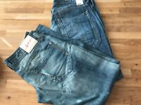 Ladies Jeans and Combat Trousers
