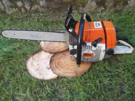 Stihl 064 Professional Chainsaw
