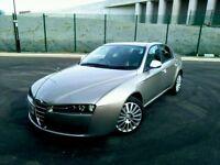Alfa Romeo 159 1.9 jtdm diesel low milege (55000)