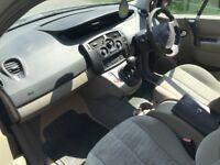 RENAULT SCENIC 1600CC 5 DOOR AUTO 2004