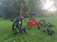 Special needs disabled riders trike bike WRK Supa Style cost £1400 new!!!