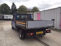 FORD TRANSIT TIPPER CREW CAB 2003REG FOR SALE