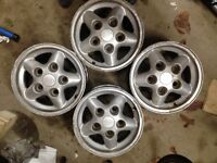 Land Rover Discovery 300tdi Alloy Wheels set x 4