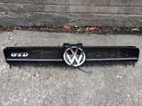 Volkswagen Golf gtd Grill
