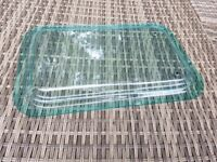 double glazed polycarbonate caravan/motorhome window