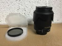 Sigma 18-250mm lens for NIKON