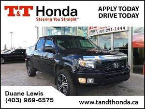 2012 Honda Ridgeline Sport *Keyless entry, MP3 Player