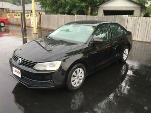 2013 VOLKSWAGEN JETTA 2.0L Trendline+ - HEATED SEATS, POWER WIND