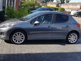 Peugeot 207, Hatchback MK1 Facelift 1.6 VTi Allure 5dr
