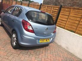 Vauxhall Corsa life/ac 5 door 1.0 litre