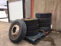 Lorry Rims & Wheels
