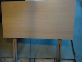 CHARITY SALE: Wooden headboard for single bed - all money to rescue homeless cats and dogs
