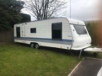 Dry hobby caravan 720 U.K. Special 2002