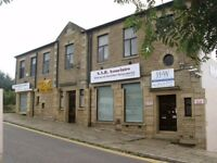 DEWSBURY WEST YORKSHIRE OFFICES/WORKSHOPS /STORAGE TO LET IN SMALL BUSINESS CENTRE IN DEWSBURY