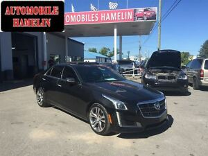 2014 Cadillac CTS ctsv 3.6L Twin Turbo Vsport